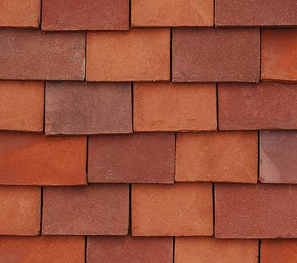 Sahtas Brookhurst Handmade Clay Roof Tiles