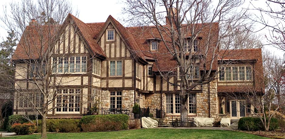 handmade clay roof tiles America